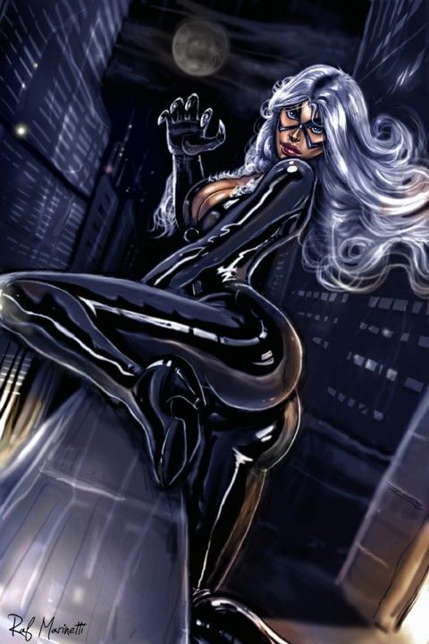 Pin By Wakwan101 On Black Cat Pinterest Black Cats Marvel And Comic