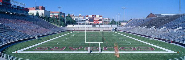 Washington State University Football By Panoramic Images