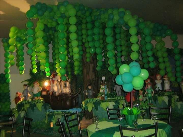 Matrimonio Tema Peter Pan : Fiestas tema peter pan piter