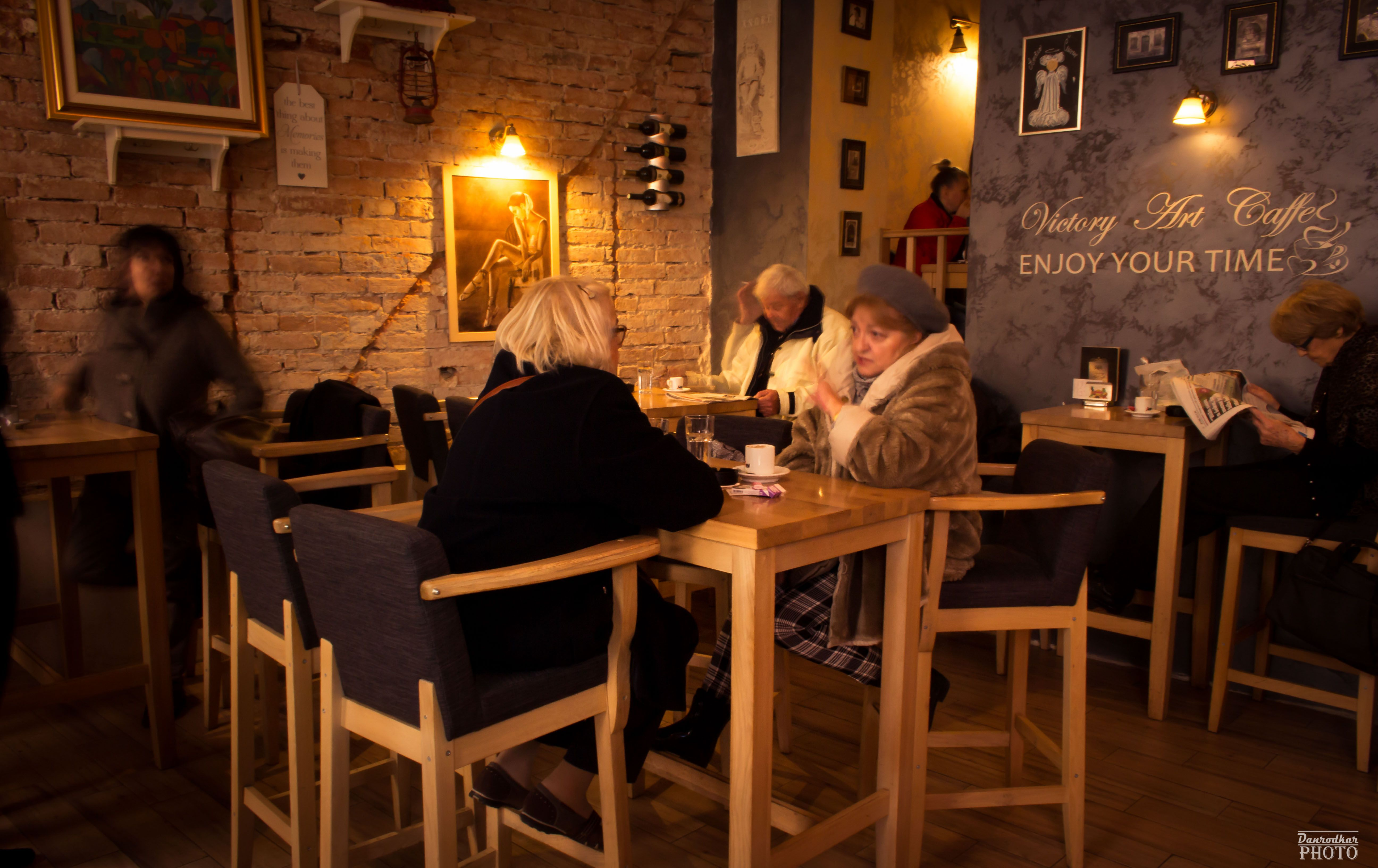 Home Victory Art Caffe Caffe Zagreb Decor