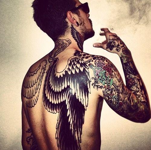 tatuajes para hombres sexis cosas que ponerse pinterest tatuajes. Black Bedroom Furniture Sets. Home Design Ideas
