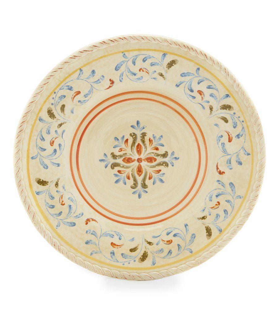 Artimino Sienna Tuscan Ironstone Dinner Plate  sc 1 st  Pinterest & Artimino Sienna Tuscan Ironstone Dinner Plate | Stuff | Pinterest ...
