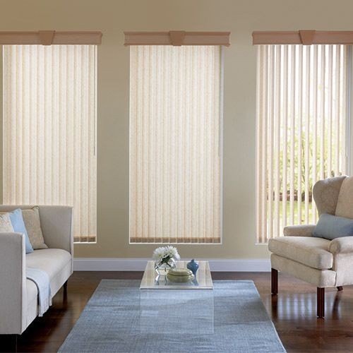 Vertical Blinds From Made In The Shade Blinds Decoracao