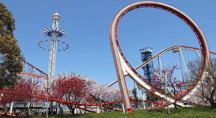 High Quality Theme Parks And Amusement Parks In Japan