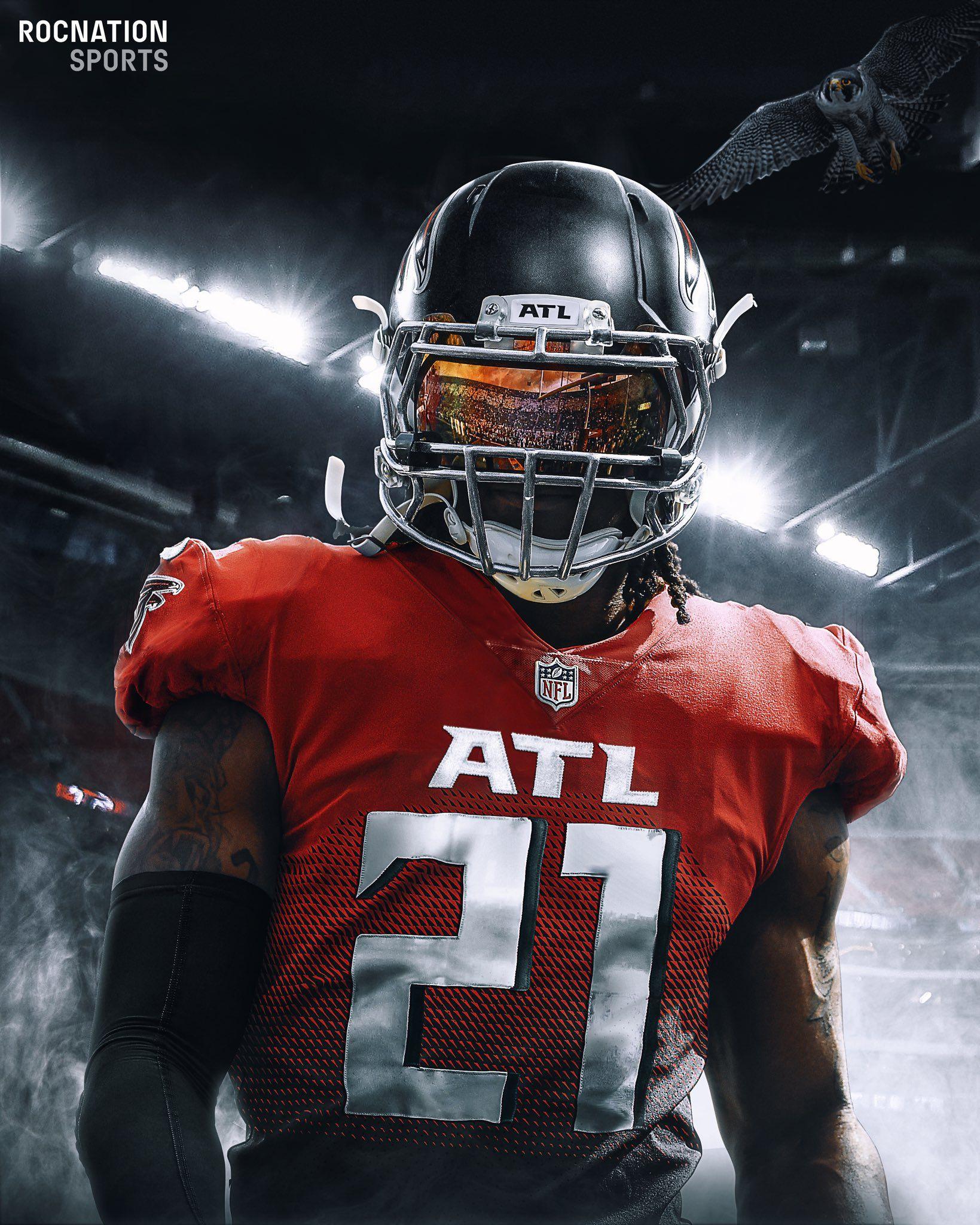 Pin By Cmillionaire On Atlanta Falcons In 2020 Atlanta Falcons Football Falcons Football Todd Gurley