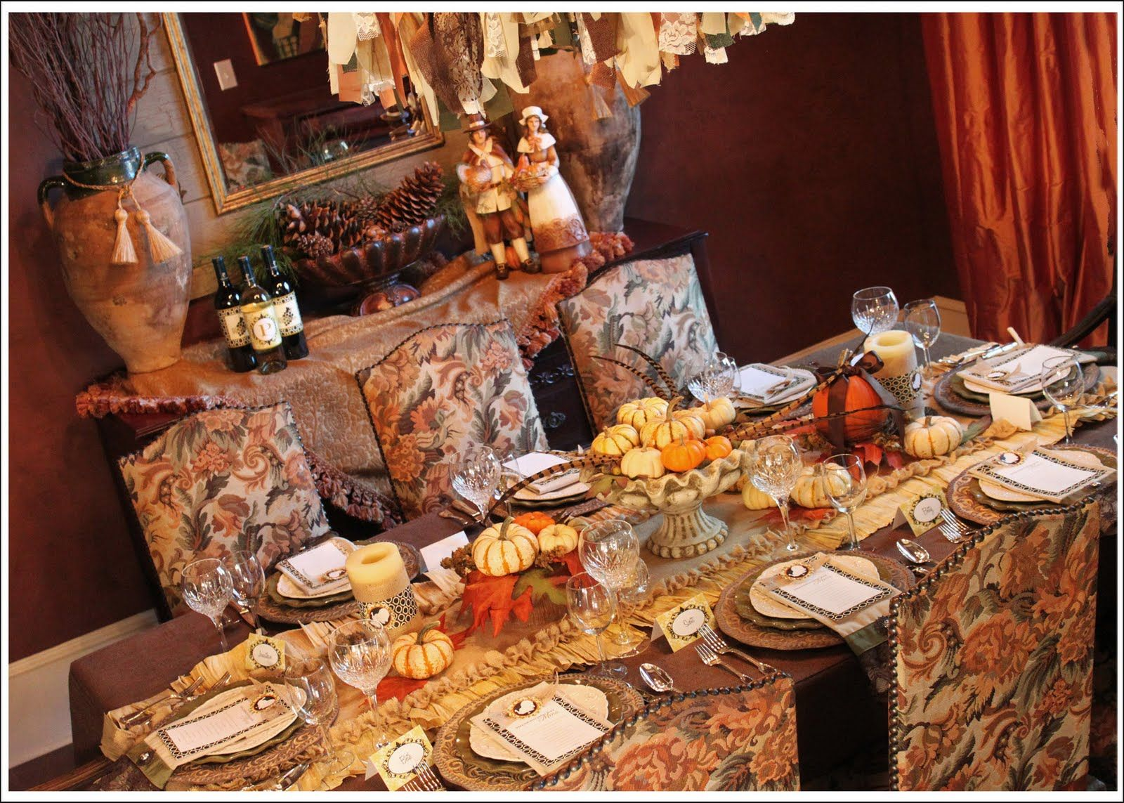 explore thanksgiving table settings and more - Thanksgiving Table Settings Pinterest