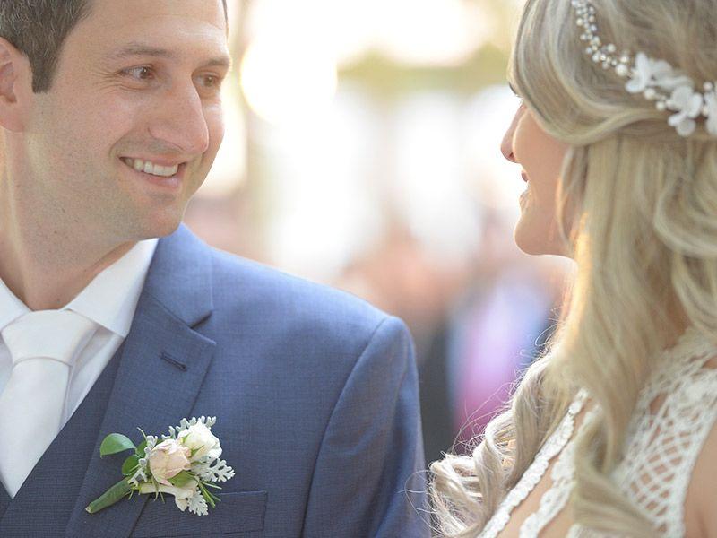 Casamento real | Marina e Victor - Portal iCasei Casamentos