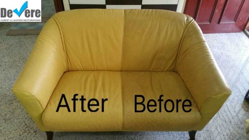 Best Leather Cleaning Near Me | Leather furniture repair ...