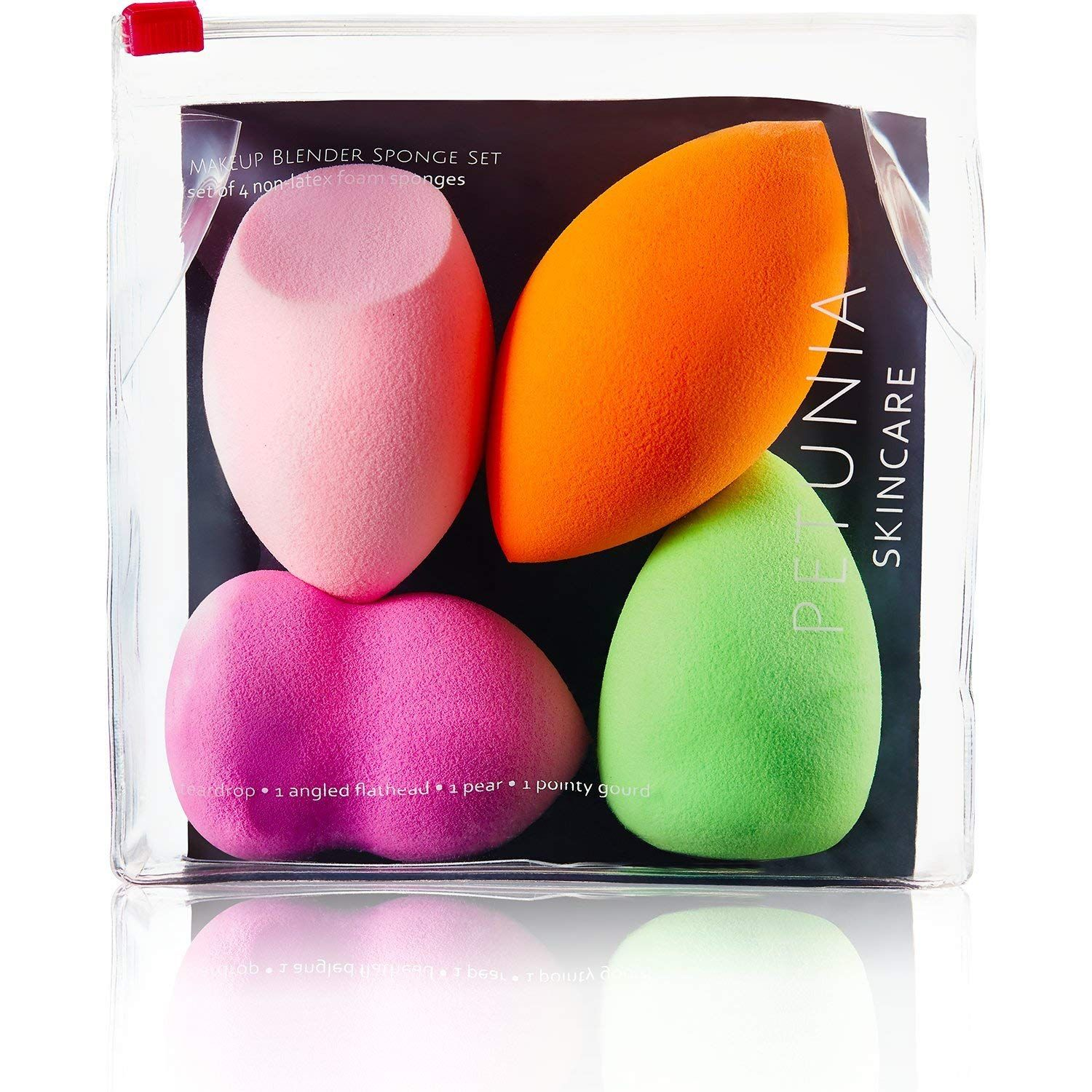Makeup Beauty Dupe Sponge Blender 226 4pc Multi Functional