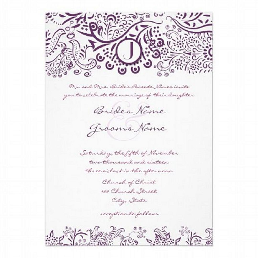 25+ Best And Beautiful Wedding Invitation Templates That You Need To ...