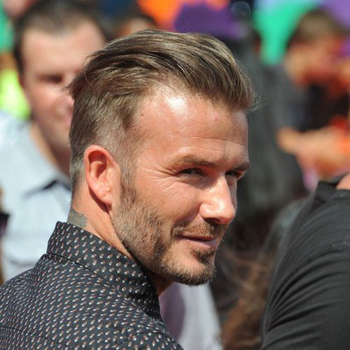 25 Best David Beckham Hairstyles Haircuts 2020 Guide David Beckham Hairstyle Beckham Hair Beckham Haircut