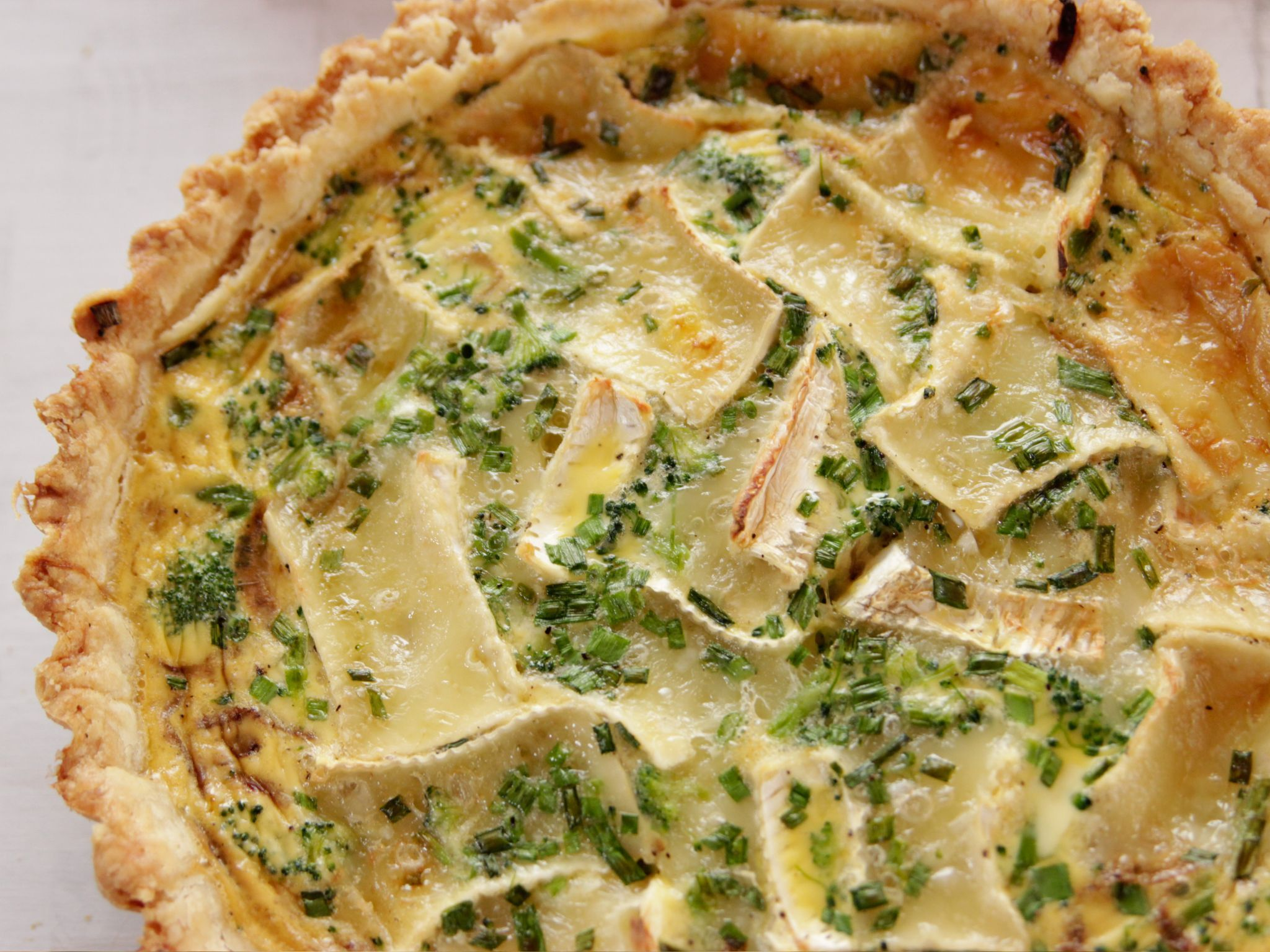 Brie and broccoli quiche recipe quiche recipes quiches and brie brie and broccoli quiche forumfinder