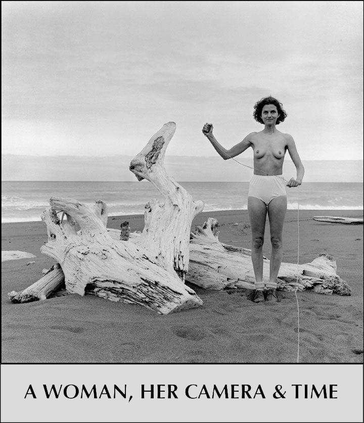 woman in birthday suits