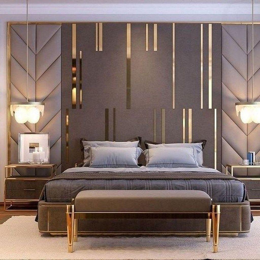 32 Amazing Bedroom Decor Ideas Trends 2020 In 2020 Luxury