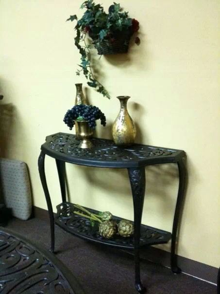 Chateau Console Table By Hanamint
