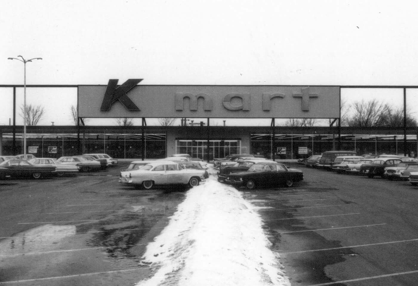 Pin By Tammy Reese On Retro Street Scenes Pictures Kmart