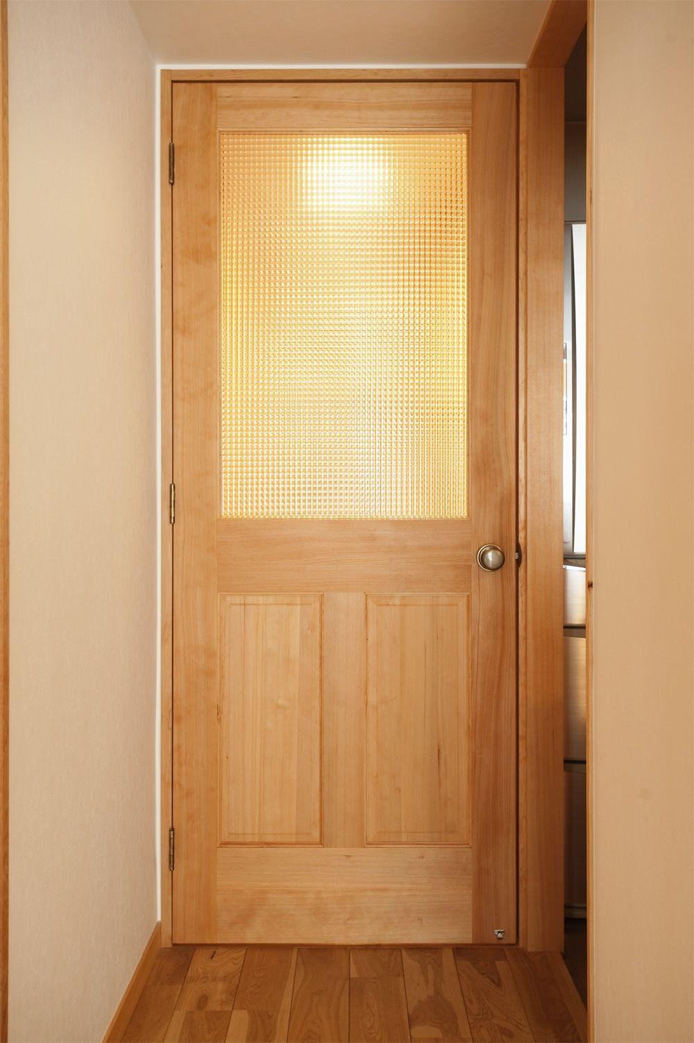 リフォーム リノベーションの事例 造作建具 ドア 施工事例no 265