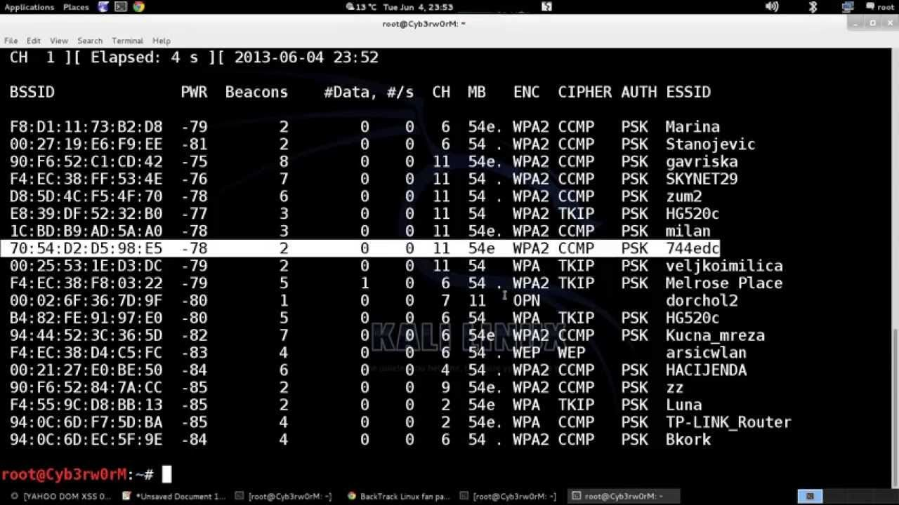 Wpa2 crack wordlist