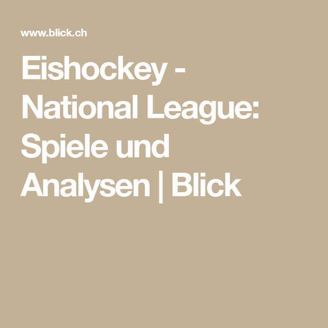 Nation League Ergebnisse