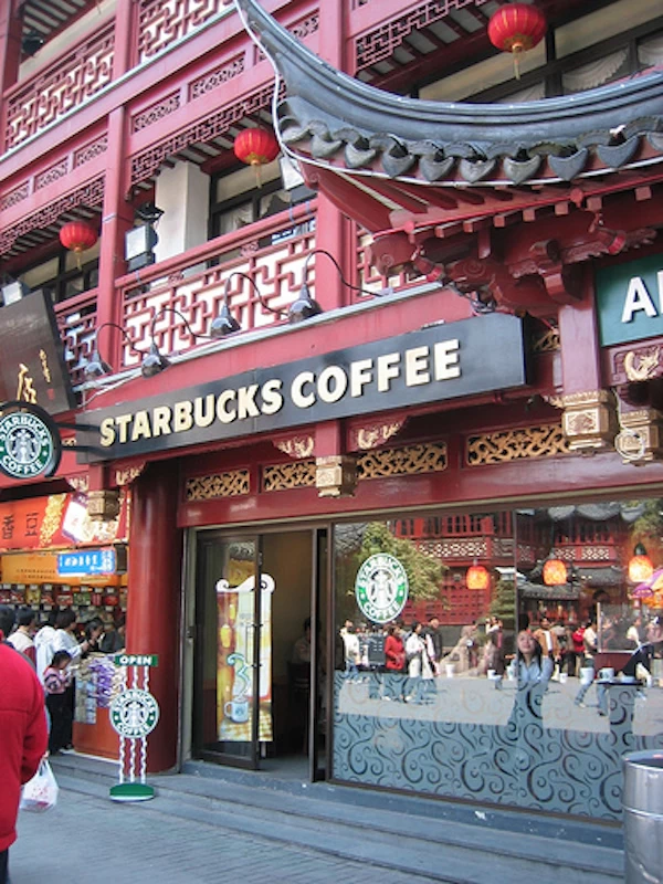15 Coolest Starbucks Locations Around the World in 2020