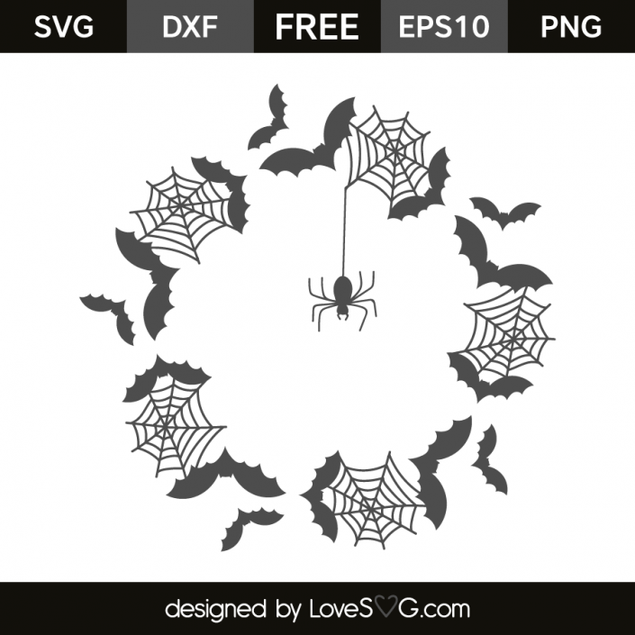 Halloween Monogram Frame CRICUT Monogram frame, Free