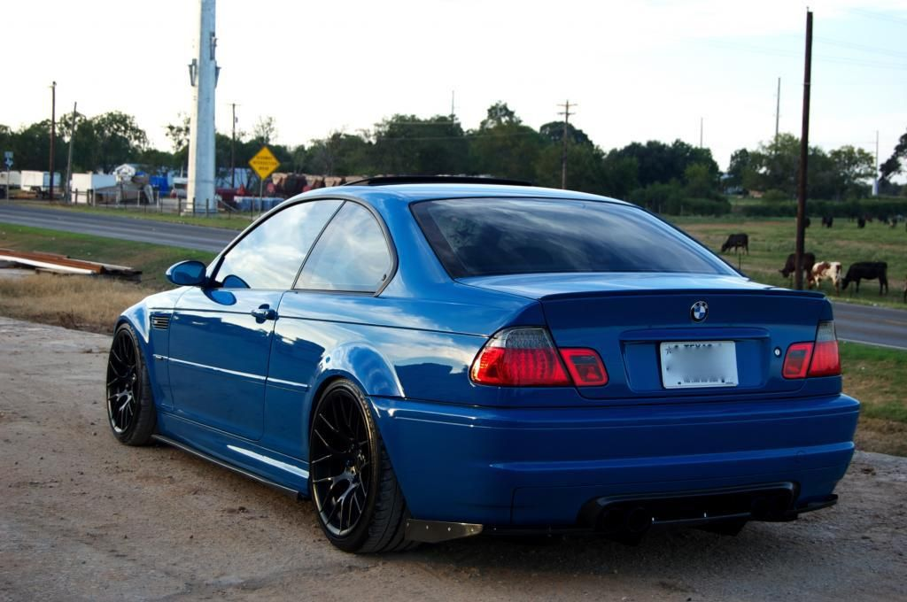 Perfect E46 M3 Laguna Seca Blue For Sale In Texas E46 M3 Bmw
