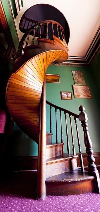 Best Cedar Spiral Staircase Hotel Find Cheap Hotels Cheap 640 x 480