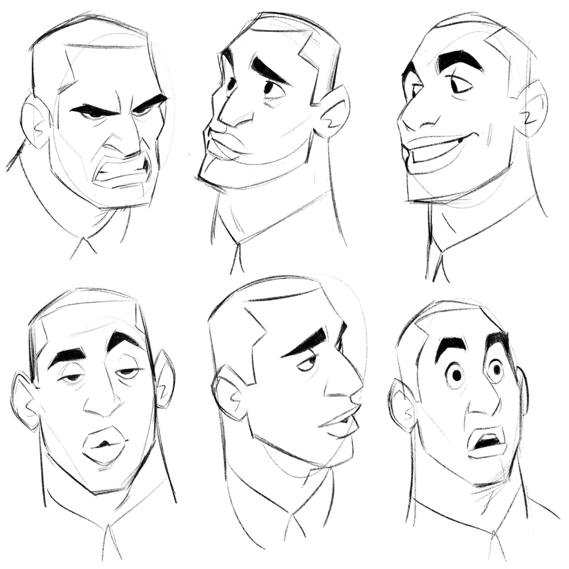 10 Incredible Learn To Draw Faces Ideas Character Design Disney Character Design Male Character Illustration