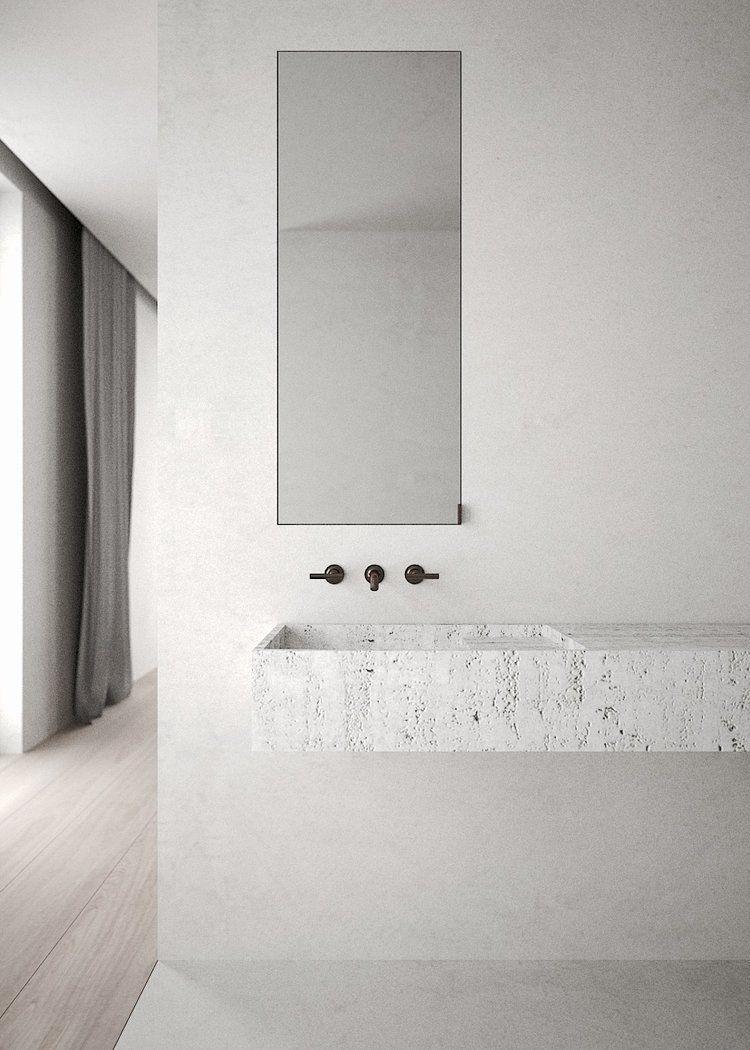 COCOON contemporary bathroom inspiration bycocoon.com | black high ...