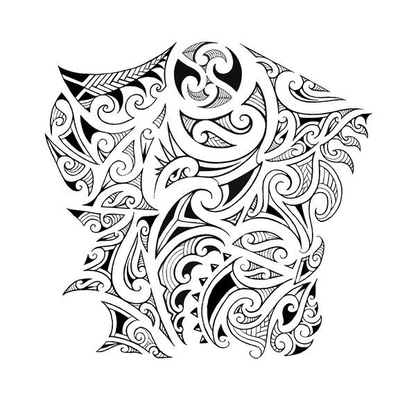 polynesian tattoo drawings polynesian tribal tattoo designs maori tattoo style upper arm. Black Bedroom Furniture Sets. Home Design Ideas