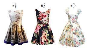 Resultado de imagen para vintage vestidos