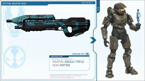 McFarlane Toys Halo 4: Series 2 Exclusive In-Game Content Unveiled - McFarlane - Action Figures Toys News ToyNewsI.com
