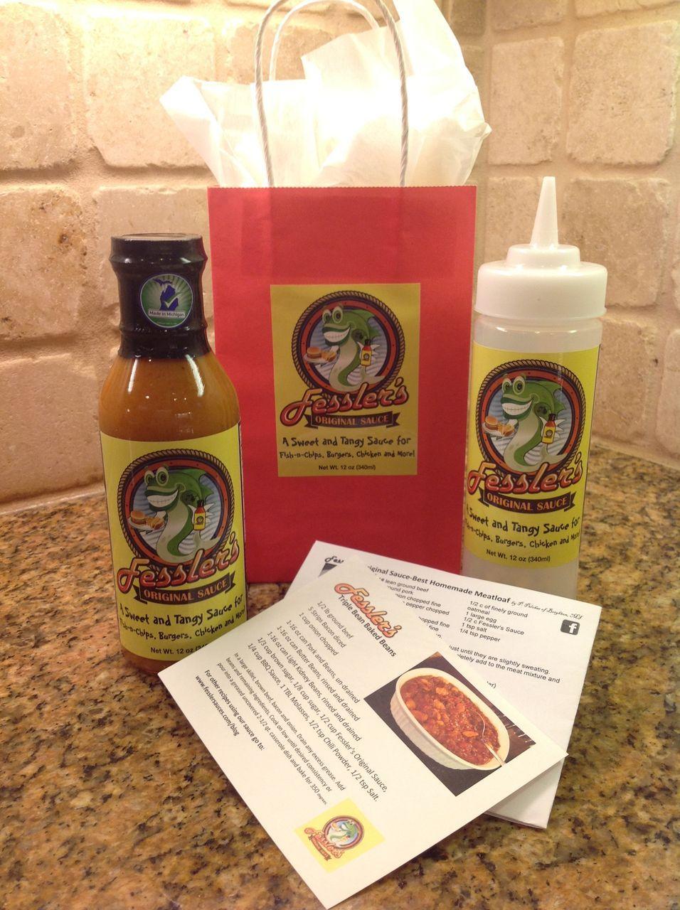 Fessler S Original Sauce Of Brighton Mi The Originals Michigan Blissfield