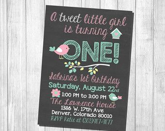 Image result for little birdie first birthday party