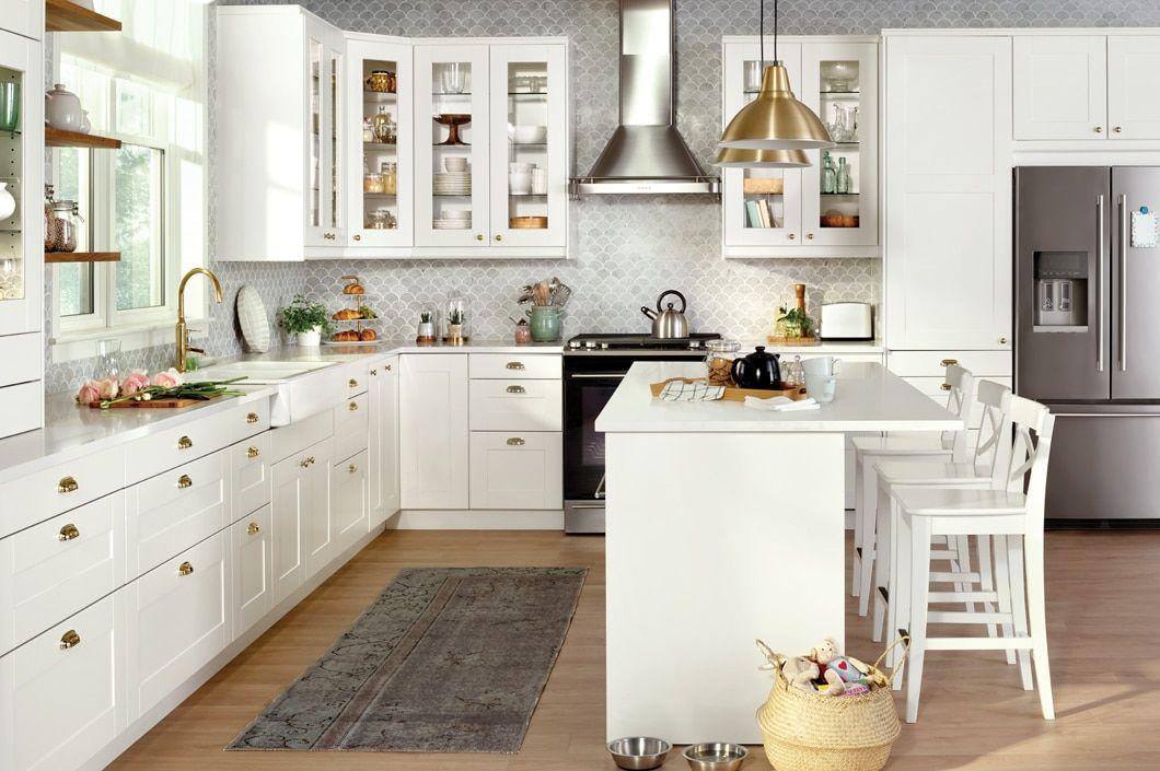 Kitchen Design Ideas Gallery Ikea Kitchen Remodel Kitchen