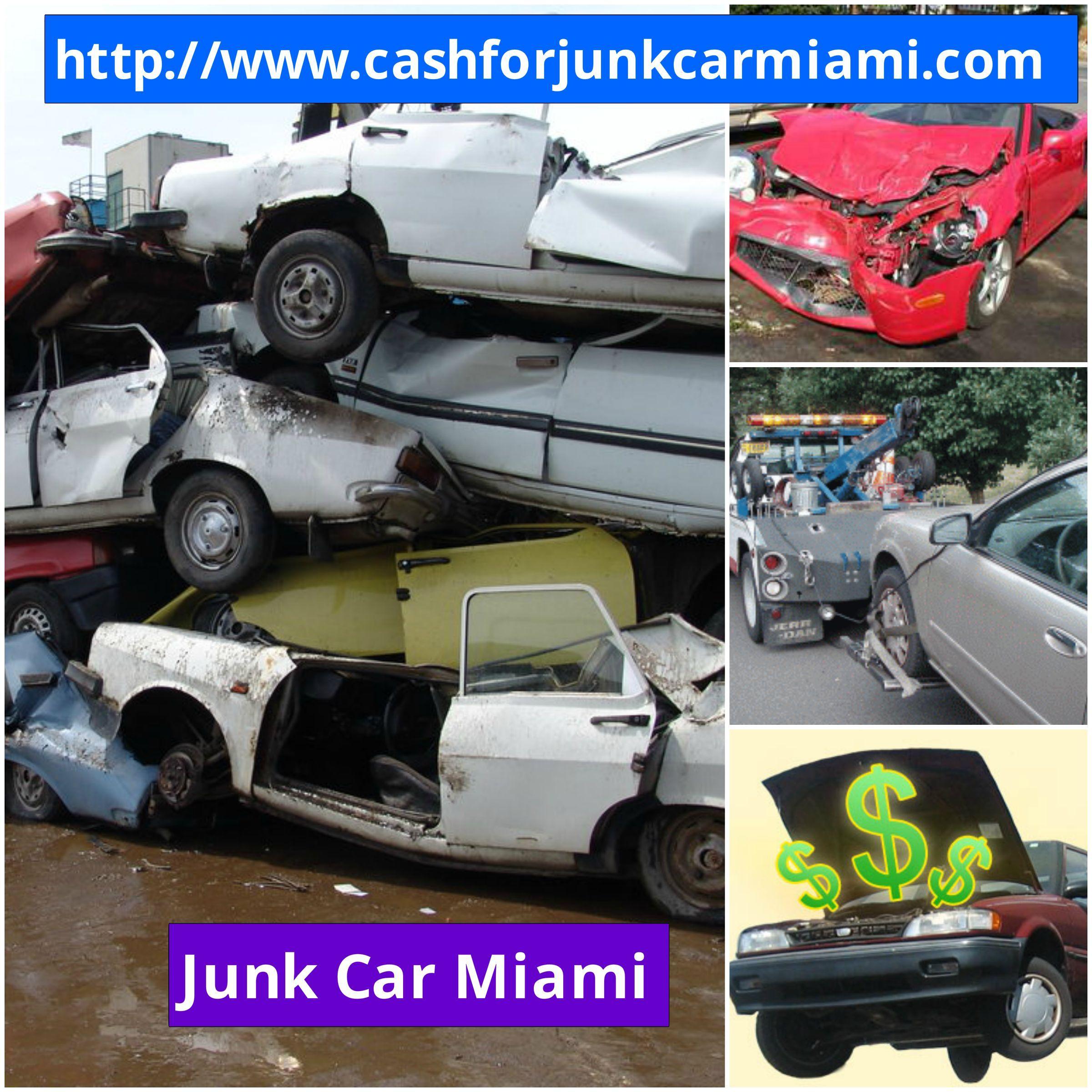 http://www.cashforjunkcarmiami.com Junk Car Miami provides fast and ...
