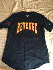 2b07f612ea7a  16 Drake Revenge Baseball Jersey Sz M Pop Up Shop Summer Sixteen  Controlla.