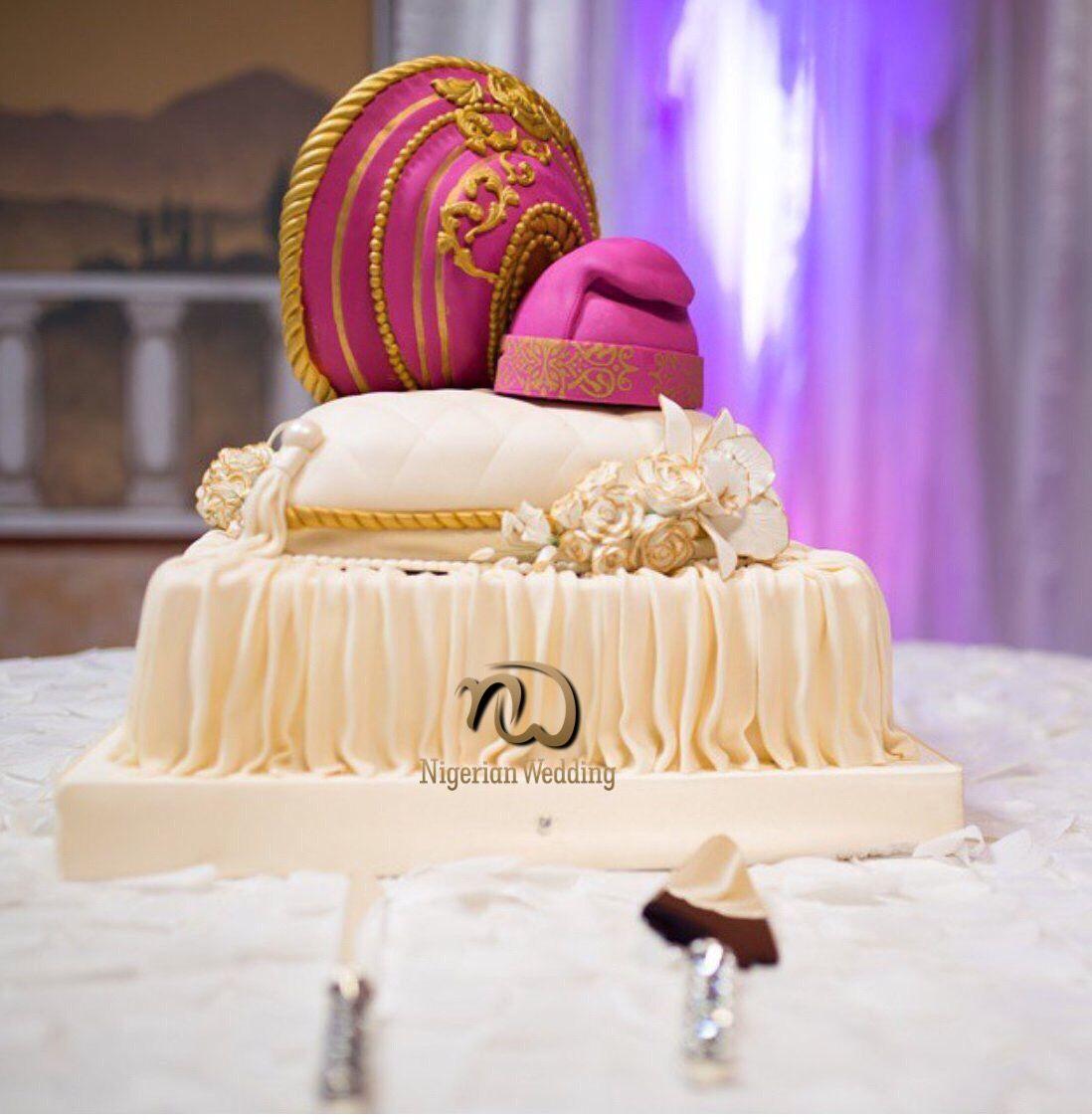 Nigerian traditional wedding decor ideas  Presents  Traditional Wedding Cake Ideas  Pinterest