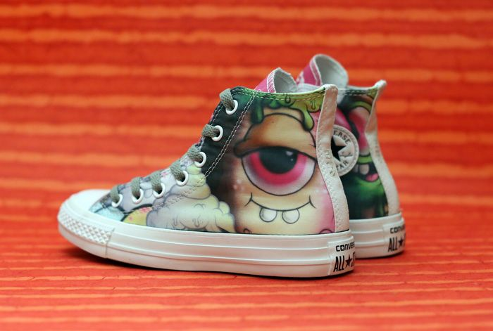 Converse 'Design Your Own' Chuck Taylor Graphic Edition