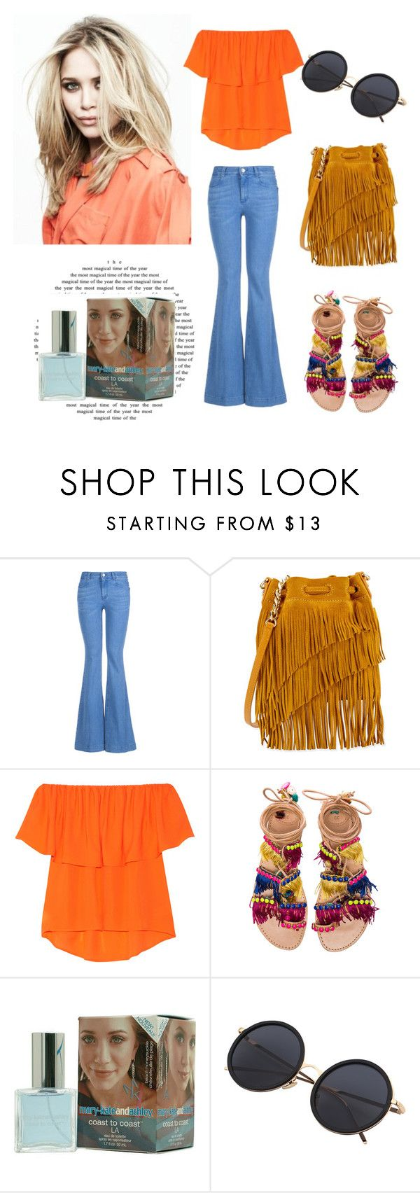 """#Casual"" by renesmi on Polyvore featuring мода, Olsen, STELLA McCARTNEY, Elizabeth and James, Rebecca Minkoff, Elina Linardaki, Mary_Kate и Ashley_Olsen"