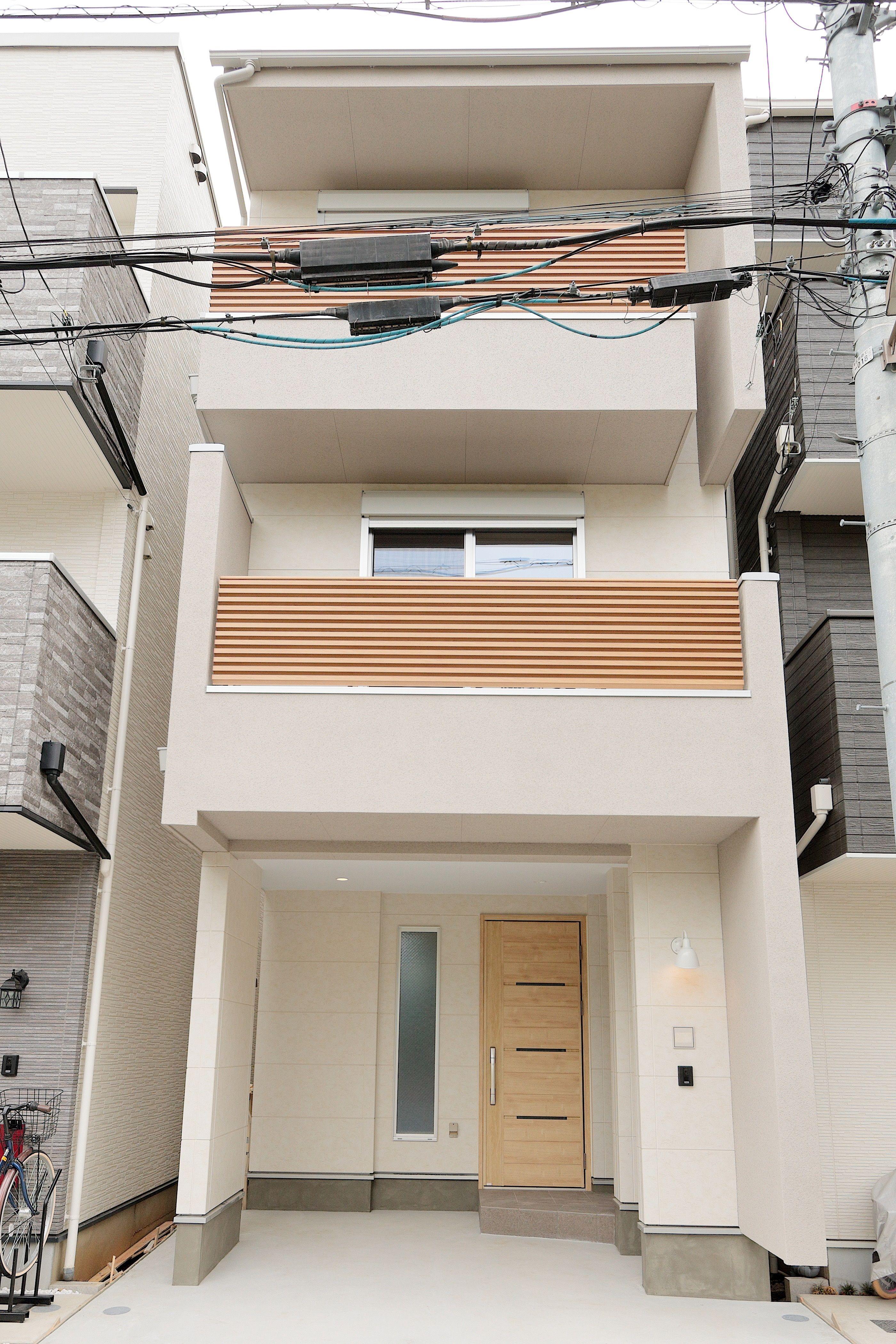 おしゃれで温かみのある充実収納の しまう 家 東京で注文住宅を建てる