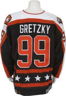 hot sale online 354bb 09570 1990 Wayne Gretzky All-Star Game Worn Jersey   Hall of Fame ...