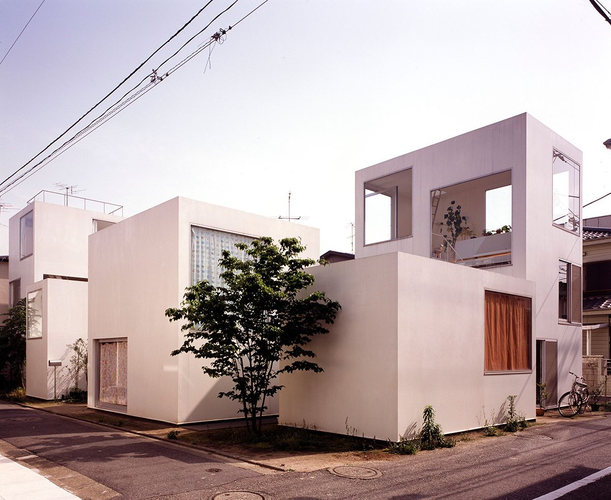 Moriyama house via gau paris arq pinterest - Maison ribatejo y atelier nuno lacerda lopes ...