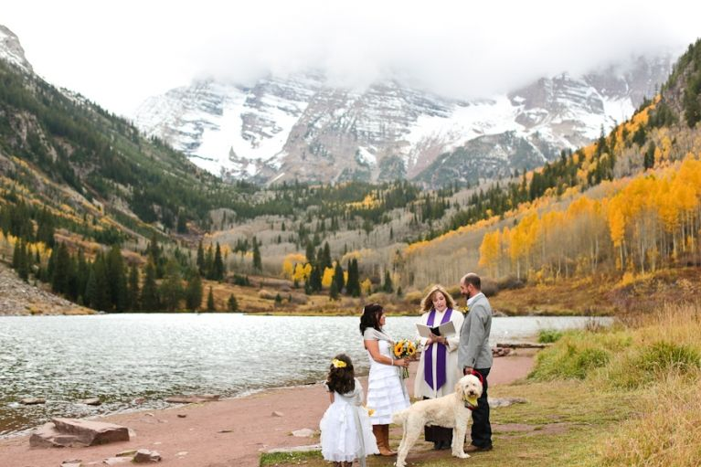 Becky Young Photography Specializes In Elopements And Intimate Weddings Colorado