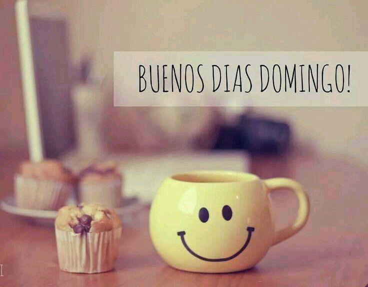 Buenos dias domingo!