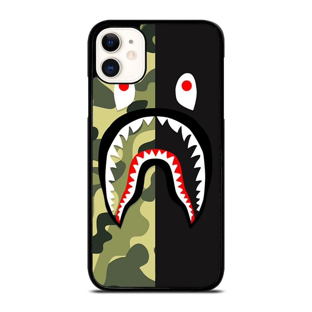 Bape camo shark 1 iphone 11 case iphone 11 pro case