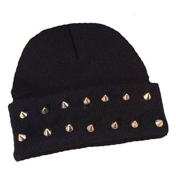 Headscarf Cat Cute Logo Hip-Hop Knitted Hat for Mens Womens Fashion Beanie Cap
