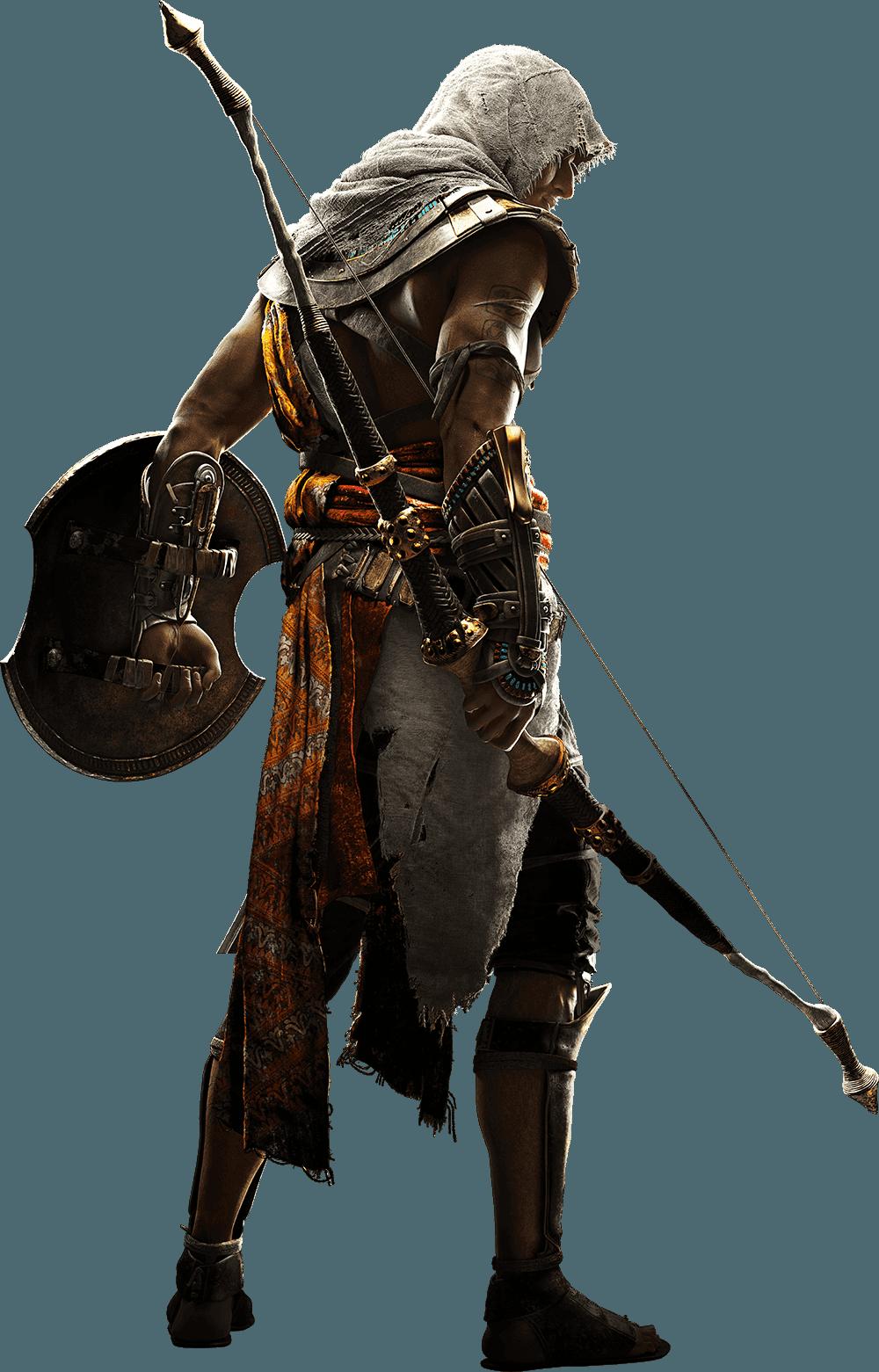 Assassins Creed Origins Bayek Render Png Par Prussiapoland Assassins Creed Art Assassins Creed Artwork Assassins Creed Origins