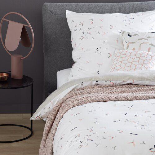 Bettwasche Matti Schoner Wohnen Grosse 135 B X 200 L Cm 1 Kissen 80 X 80 Cm Farbe Rosa Bettwasche Haus Deko Satin Bettwasche
