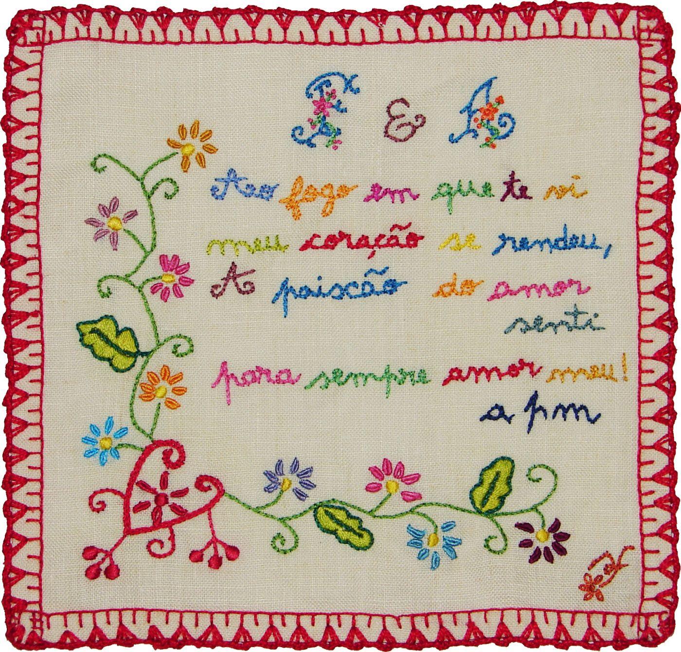 lenço dos namorados 12 Huum.... boa idéia! :D